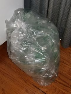 Bag of Air Pockets for Mailing