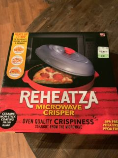 Microwave Crisper