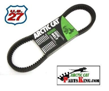 Purchase New OEM Arctic Cat Snowmobile Drive Belt For Sale | Panther / Cougar | 0627-012 motorcycle in Saint Johns, Michigan, United States, for US $61.99