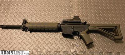 For Sale: Spikes AR Rifle w/ Eotech 512