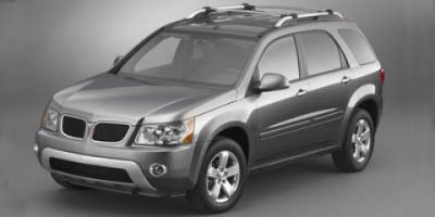 2006 Pontiac Torrent Base (Stone Gray Metallic)