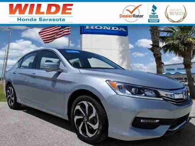 Used 2016 Honda Accord Sedan Sedan