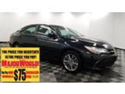 $17200.00 2016 Toyota Camry with 45382 miles!
