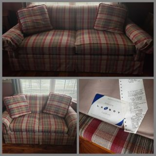 ***LAZYBOY BRAND Sofa & Loveseat set