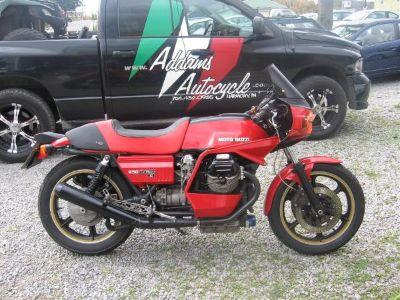 1981 Moto Guzzi 850 LeMans mk2 Sport Motorcycles Harmony, PA