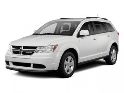 2012 Dodge Journey SE (Pearl White Tri-coat)
