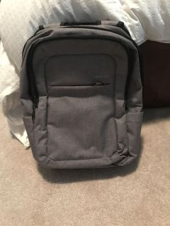 Professional laptop backpack