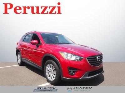 2016 Mazda CX-5 Touring (SOUL RED METALLIC)