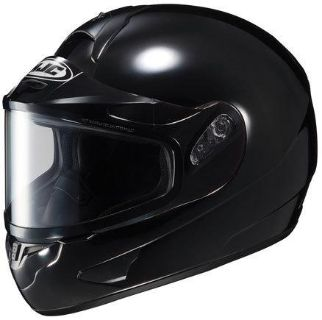 Find HJC CL-16 Black XL Dual Lens Snowmobile Full Snow Sled Helmet X-Large motorcycle in Ashton, Illinois, US, for US $130.49