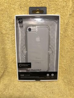 New iFrogz clear iPhone case