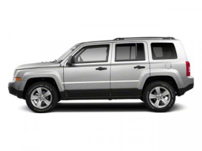 2010 Jeep Patriot Sport (Bright Silver Metallic)