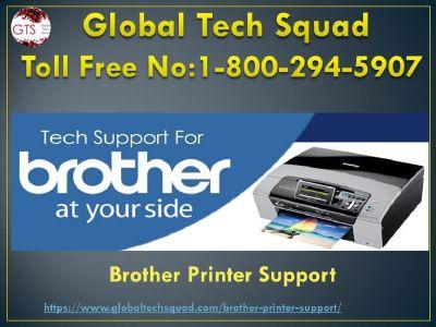 1-800-294-5907 Brother Printer Customer Service