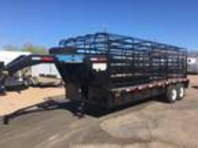 2018 Top Hat Trailers Bar Top Stock 20 footer Stock