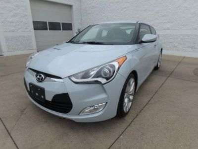 2014 Hyundai Veloster Base 3dr Coupe DCT