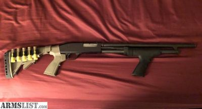 For Sale: mossberg 500c