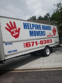 Helping Hands Movers of St Augustine