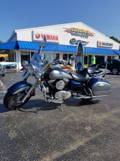 2005 Kawasaki Vulcan Nomad 1600 Cruiser Motorcycles Coloma, MI
