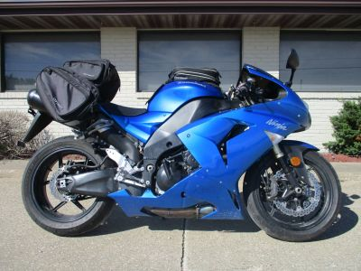 2007 Kawasaki Ninja ZX -10R SuperSport Motorcycles Winterset, IA