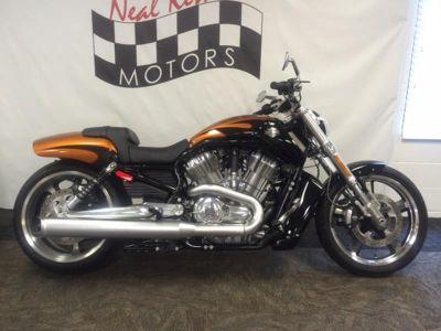 2014 Harley-Davidson VRSCF - V-Rod Muscle® (Amber Whiskey)