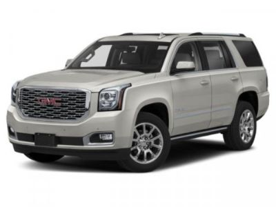 2019 GMC Yukon Denali (Satin Steel Metallic)