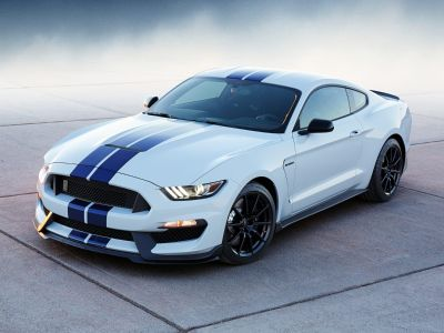2019 Ford Mustang Shelby GT350 (Blue)