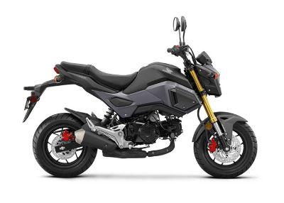 2018 Honda Grom ABS Sport Motorcycles Goleta, CA