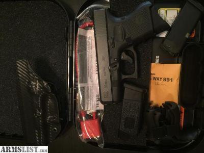 For Sale: Gen 4 Glock 33