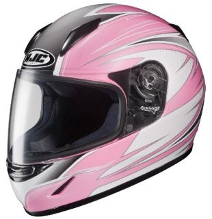 Sell Small Sm S / HJC CL-Y Pink Razz Youth Kids Motorcycle Girls Helmet motorcycle in Ashton, Illinois, US, for US $89.99