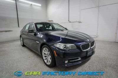 2015 BMW 5-Series 535i xDrive AWD 4x4 Navigation (Blue)