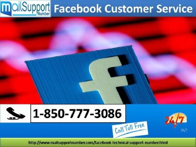 Don't you know how to make contact with Facebook Customer Service team? @ 1-850-777-3086