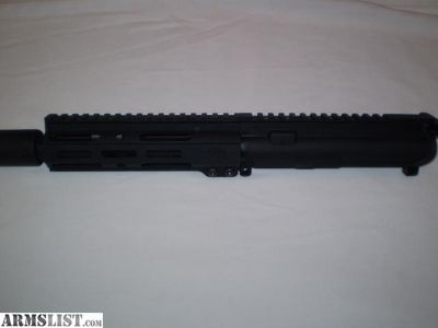 "For Sale: KG Stinger M-LOK 300 AAC 7.5"" Pistol Upper"
