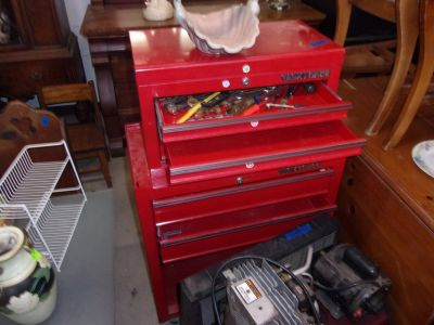 Task Force Two Piece Tool Chest