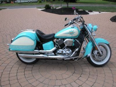 2006 Yamaha V STAR 1100 CLASSIC