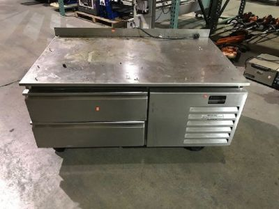 "Southbend 48"" 2 Drawer Refrigerated Chef Base RTR#8081559-01"