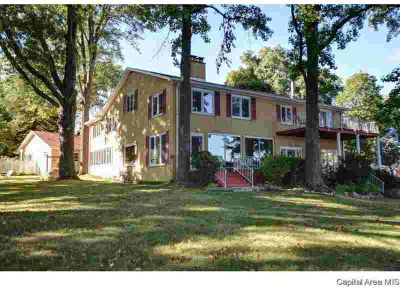 58 N Fox Mill Ln Springfield Five BR, Fabulous views of the lake