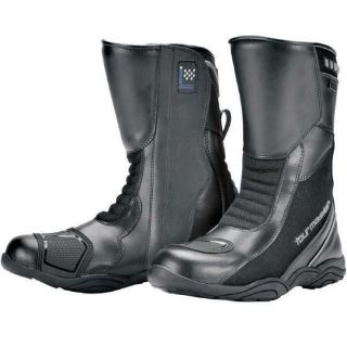 Find Tourmaster Solution WP Air Road Boots Black motorcycle in Holland, Michigan, United States, for US $129.99