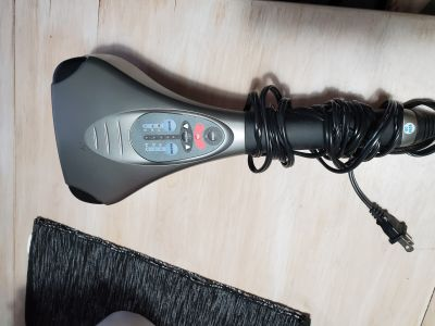 Homedics Heated Back Massager