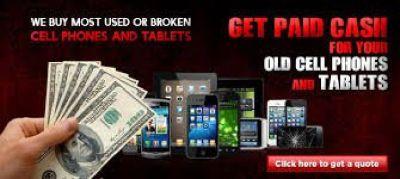I buy smartphones, ipods, tablets, laptops etc for CASH!