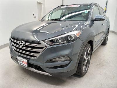 2017 Hyundai Tucson Limited (Coliseum Gray)