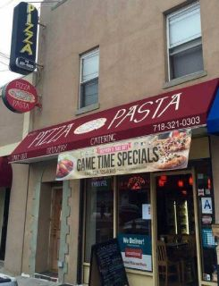 ID: (CAV) Pizza Restaurant + Delivery Business For Sale