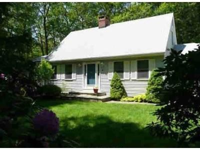 3 Bed 2.5 Bath Foreclosure Property in Canton, CT 06019 - Woodland Dr