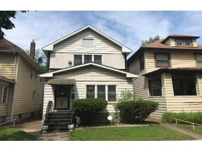 3 Bed 2 Bath Preforeclosure Property in Gary, IN 46402 - Tyler St