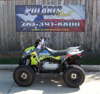 2018 Polaris Outlaw 110 Kids ATVs Katy, TX