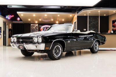 1970 Chevrolet Chevelle Convertible SS 454 LS5