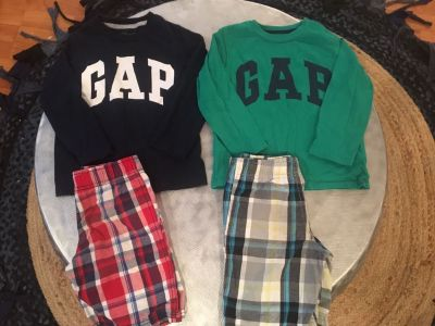 Toddler boys size 4T lot