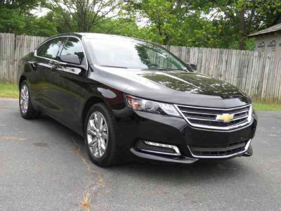 Used 2019 Chevrolet Impala 4dr Sdn