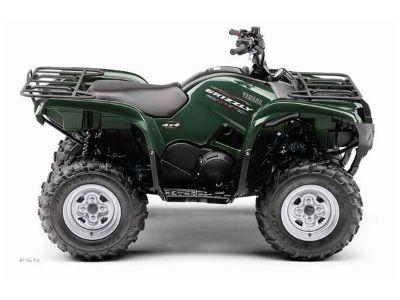 2010 Yamaha Grizzly 700 FI Auto. 4x4 EPS Utility ATVs Athens, OH