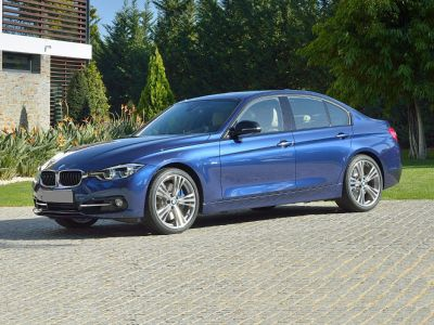 2017 BMW 3-Series 320i (Blue)