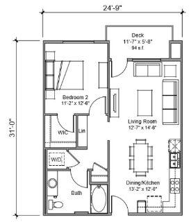 $6960 1 apartment in Santa Clara County