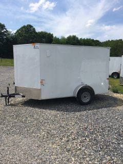 2019 Cargo Craft 6X12 RANGER ENCLOSED TRAILER Cargo Trailers Rome, GA